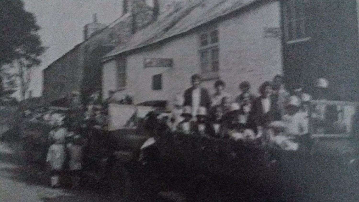 Old Picture of Blackawton