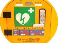 Defibrillator Training Session – Free